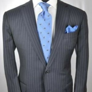*Recent* ZEGNA Fully Canvassed 2Btn Suit